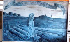 Cuba reconoce como patrimonio, un grafiti de alumno de la UNAM