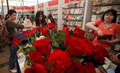 La feria del libro y la rosa en formato digital