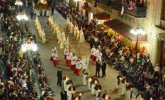 Lo que no habrá hoy en la ciudad de San Luis Potosí: La procesión del silencio