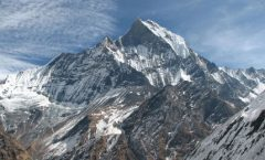 Deshielo en los Himalayas del Tibet