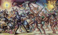 La guerra Chichimeca para su exterminio
