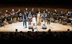 Música para la paz y dignidad