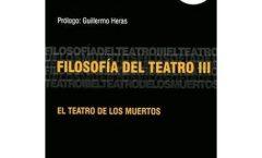 La filosofía del teatro