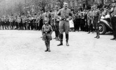 Gunter Grass y los niños perdonados de Hitler