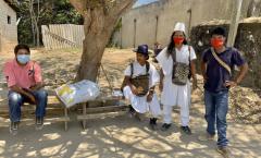 1,700 casos de covid19 en la población indígena y 327 defunciones
