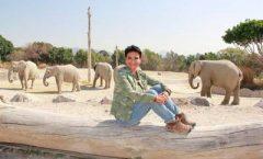 Amy Camacho propietaria de Africam Safari en Puebla