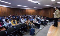 Entrevista a profesores de la UNAM