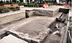 Se descubre plataforma ceremonial de más de tres mil años de antiguedad