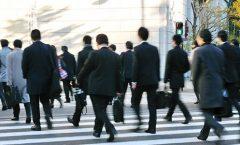 Tiempo hacia el trabajo en México y en Tokio