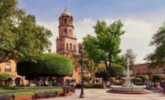 """Querétaro como """"doctrina"""" y luego parroquia"""