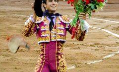 "Luis Procuna en ""Torero"""