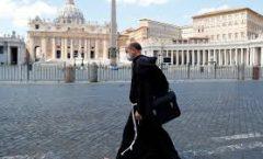 Pide El Vaticano destinar recursos a crisis sanitaria