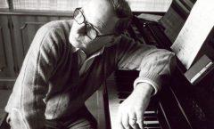 """Ennio Morricone autor de la música del """"Bueno,el malo y el feo"""""""