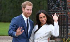 La monarquía y la esposa del príncipe Enrique