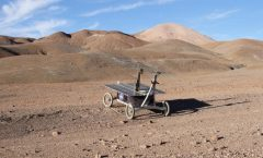 China apuesta a que hay vida en Marte