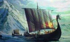 Los Vikingos y la vuelta al mundo