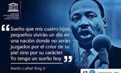 """Tengo un sueño"" 1963, habló Martin Luther King Jr."