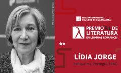 A Lidia Jorge el premio FIL en lenguas romances