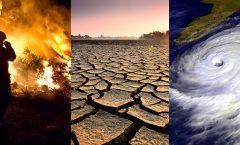 Marchas contra el cambio climático en el mundo