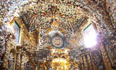 El barroco indígena en Tonantzintla