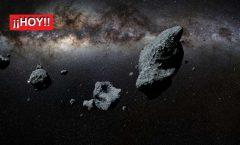 Identifican rocas espaciales que trajeron agua a la tierra