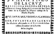 """""""A Sor Filotea De La Cruz"""" por Sor Juana Inés De La Cruz"""