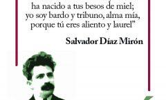 Salvador Días Mirón