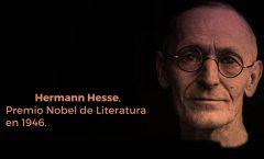 Hermann Hesse, premio Nobel de literatura 1946