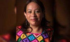 En lengua chol escribe Juana Peñate Premio en lenguas indígenas 2020