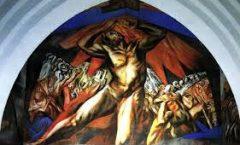 José Clemente Orozco, el muralista mexicano