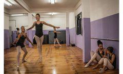 Ballet de favela retoma ensayos sobre la violencia