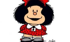 Joaquín Salvador Lavado. QUINO ; 1932 - 2020 creador de Mafalda