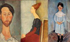 Instantáneas en el centenario de Modigliani