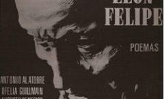 A 52 años de la muerte de León Felipe