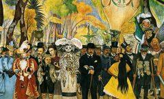Diego Rivera, el muralista mexicano