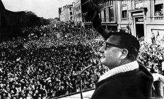 Salvador Allende y la traición de los militares