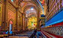 El barroco indígena en Morelia