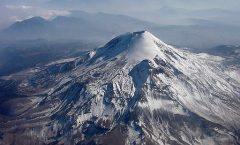 La montaña mas grande de México pierde su último glaciar