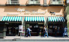 Café La Blanca en la ciudad de México