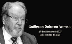 Guillermo Soberón, Bioquímico