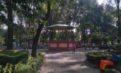 San Pedro De Los Pinos, en algún lugar de la Ciudad de México