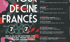 Tour de cine francés a 73 ciudades de México