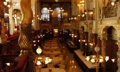 """Café New York"" en Budapest"