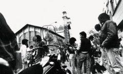 40 años del tianguis del Chopo