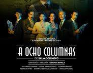 """""""A Ocho Columnas"""" Teatro sobre el poder y manipulación de los medios de comunicación"""