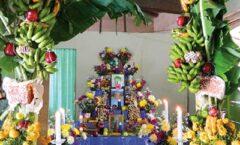 El Xandú (Día de Muertos)se celebra en Juchitán, Oaxaca, el 30 y 31 de octubre