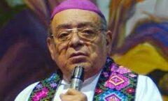 """Don Samuel Ruíz García, el segundo de los tres obispos """"rebeldes"""""""