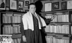 Adrienne Monnier (1892-1955), la patrona de los libreros