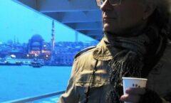 Témoris Grecko, periodista y documentalista, además de viajero incansable