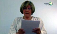 """""""la Literatura es una carta que enviamos a la lejanía"""": Lidia Jorge. Premio FIL"""